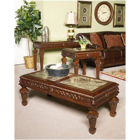 T683 4 Ashley Furniture North Shore Living Room Sofa Table Shore Sofa Table