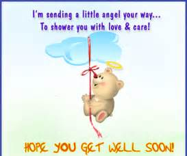 how to get to a better get well soon messages