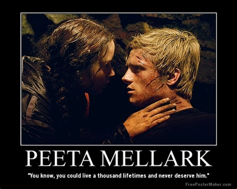 peeta mellark the hunger games photo 31329519 fanpop