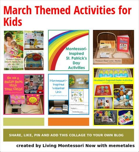 kindergarten themes march 1000 images about seasonal march st patrick s day and