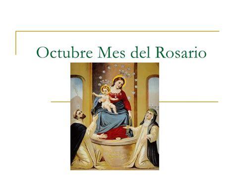 imagenes octubre mes del santo rosario santo rosario im 225 genes de octubre mes del santo rosario