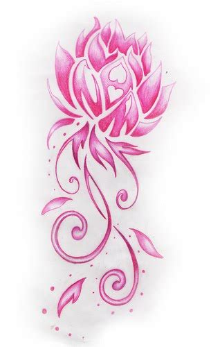 lotus flower tattoos designs flower tattoos