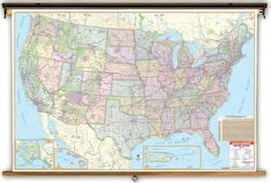Usa Latitude Map by Map Of United States With Cities And Latitude And Longitude