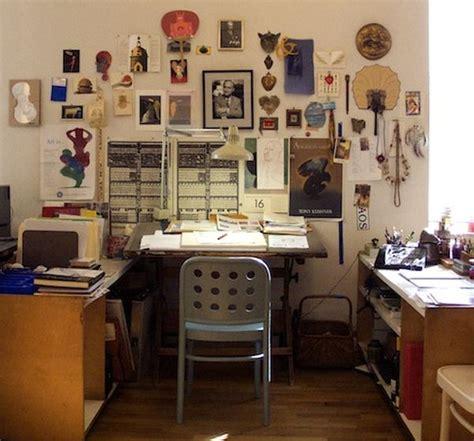Creative Desk Space by 19 Artist S Studios And Workspace Interior Design Ideas