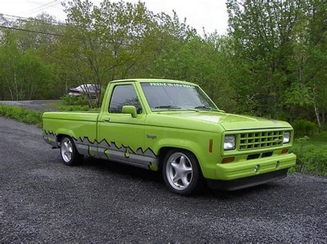 1986 Ford Ranger by Livinlo 1986 Ford Ranger Regular Cab Specs Photos
