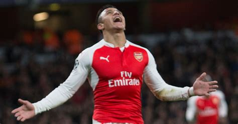 Alexis Sanchez Won Chions League | alexis sanchez plans celebratory tattoo if arsenal win the