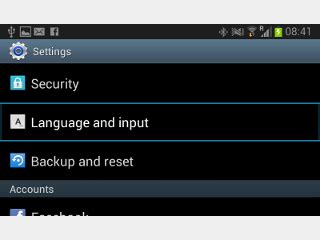 add language to android adding additional languages to an android tablet languages android tablets