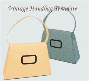 clutch purse templates printable vintage handbag template by splendere craftsy