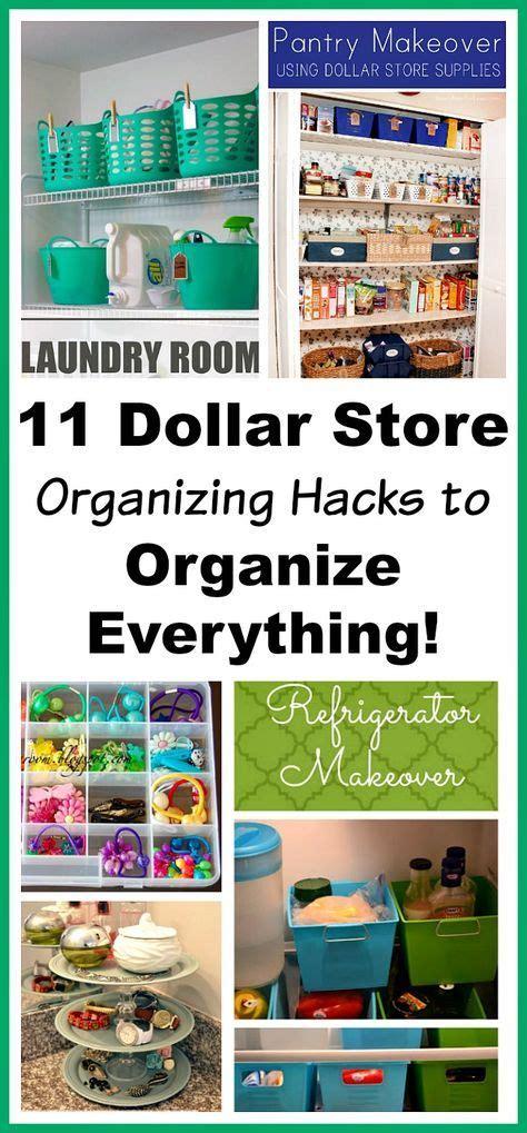 dollar store organization hacks 11 dollar store organizing hacks to organize everything