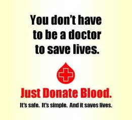 Blood Donation Blood Donation Quotes Quotesgram