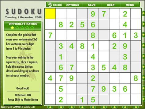 printable sudoku daily andrews mcmeel syndication home