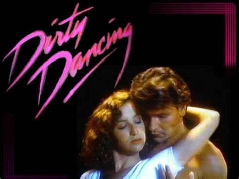 dirty dancing c sng movie thoughts favorite scenes dirty dancing 1987