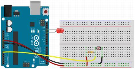 tutorial arduino deutsch arduino analog input schaltplan programmcode und erkl 228 rung