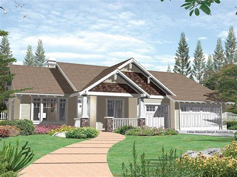 House Plans Craftsman Ranch by Ranch Craftsman House Plans With Loft House Design And