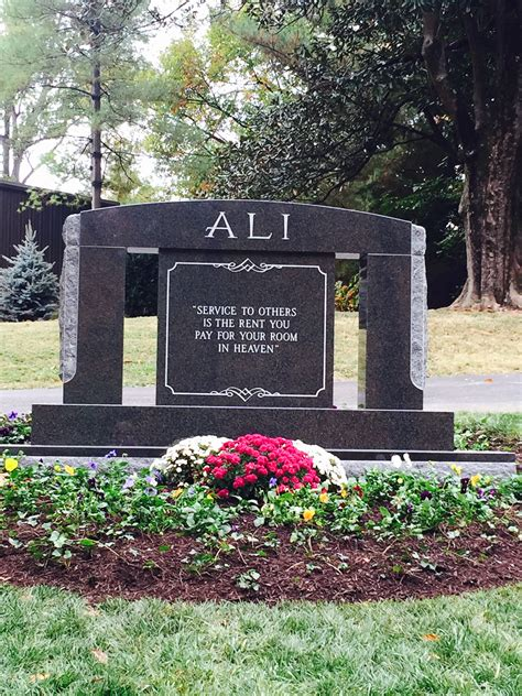 Find Where Are Buried Muhammad Ali 1942 2016 Find A Grave Memorial