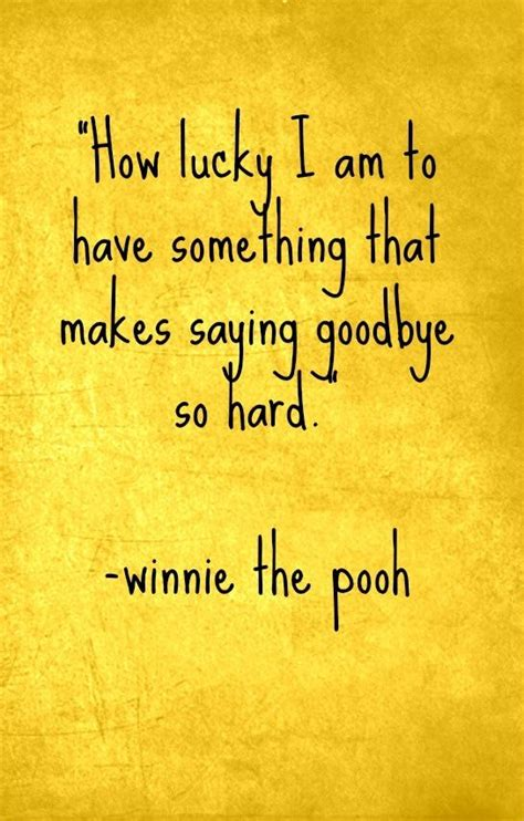 a graceful goodbye a new outlook on books goodbye quotes sayings winnie the pooh great quote