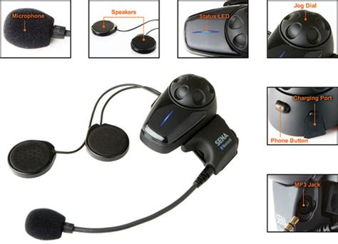 Bluetooth Motorrad Headset Test by Dual Box Smh10 Motorrad Bluetooth Stereo Headset Ebay