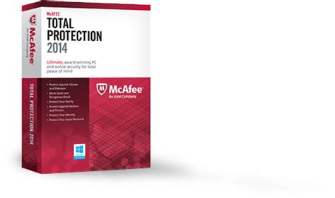 Home Mcafee by Antivirus Firewall Software Spyware Removal Spam Filters