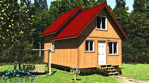 friesen s custom cabins plan 9