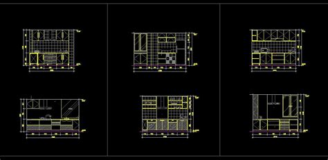 kitchen design templates kitchen design template cad files dwg files plans