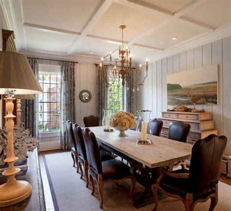 Coastal Dining Room Decorating Ideas by Coastal Chic Traditional Dining Room Jacksonville By Amanda Webster Design