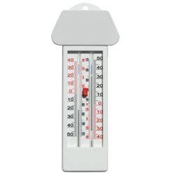 Termometer Maksimum Minimum maximum minimum thermometer