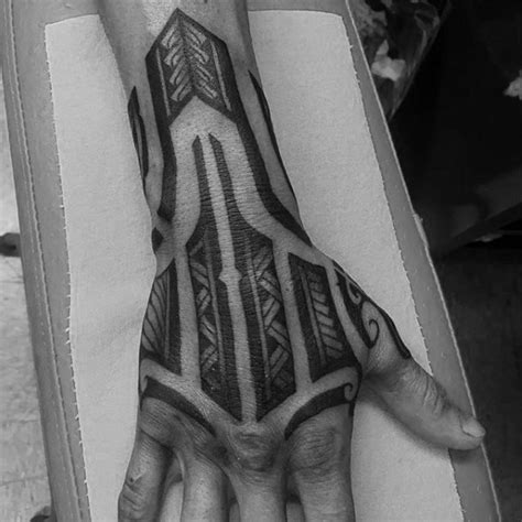 40 polynesian forearm tattoo designs for men masculine