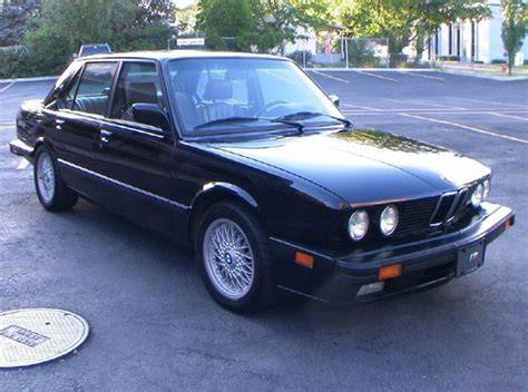 1988 Bmw M5 For Sale by 100k Mile 1988 Bmw M5 For Sale German Cars For Sale