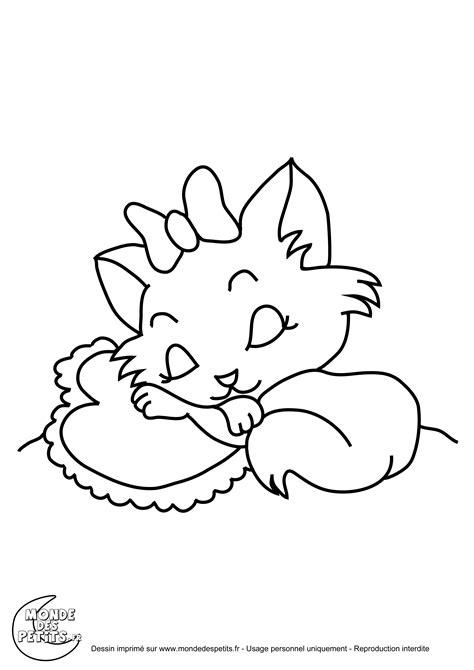 coloriage de chaton a imprimer az coloriage coloriage bebe chaton