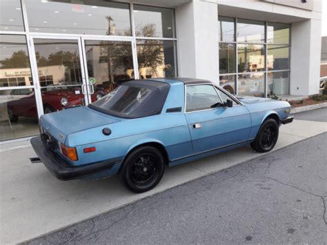 1982 lancia spyder zagato for sale lancia beta 1982 for