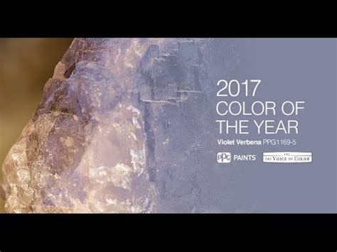 2017 year color color of the year 2017 how ppg selects the paint color