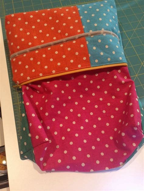 Dotty Top Original dotty pouches tutorial may chappell bloglovin