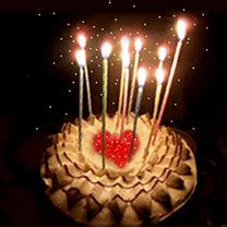 birthday cake gif funny gifs