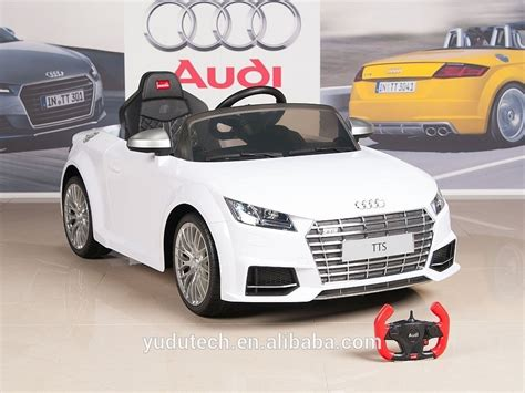 Audi Verarsche by Licenced Audi Tts Roadster Ride On Toys With R C Baby