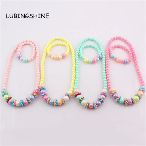 Handmade Childrens Jewellery - buy wholesale pearl necklace set from china pearl