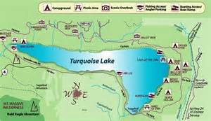 lakes colorado map turquoise lake cgrounds co backcountry bowhunting