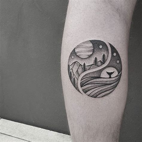 yin yang tattoos page 59 yin yang tattoos for men ideas and inspiration for guys