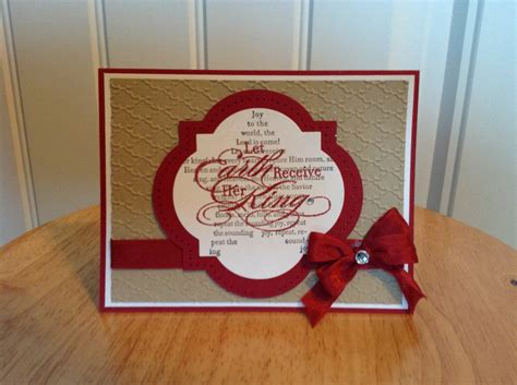 Handmade Christmas Gift Cards - handmade christmas cards let s celebrate