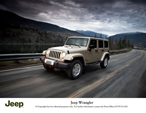 Jeep Corporate Office Jeep Wrangler Is 4x4 Magazine S Icon Of The Year Press