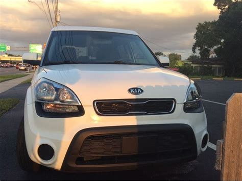 Kia Soul For Sale By Owner Used 2012 Kia Soul For Sale By Owner In Clearwater Fl 33769