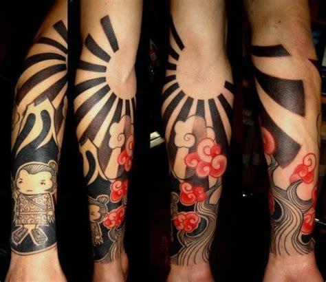 japanese sun tattoo goodwin inked digital