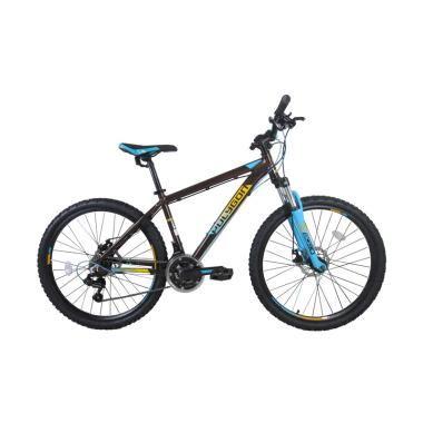 Sepeda Yang Ada Keranjang Nya jual polygon monarch 5 2018 sepeda mtb 26 inch