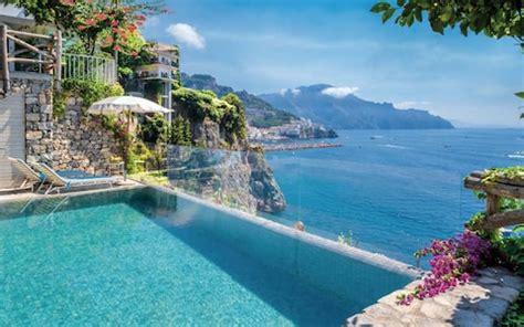 best amalfi top 10 the best amalfi coast honeymoon hotels telegraph