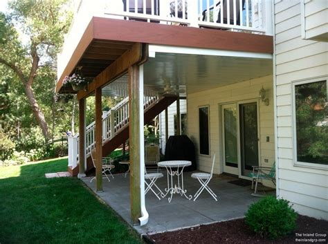 Patio Protection by The Inland Decks Shade