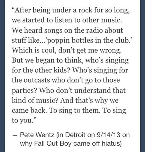 Pete Wentz Likes It In The Bathroom by When I Heard Dookie By Green Day For The By Pete Wentz