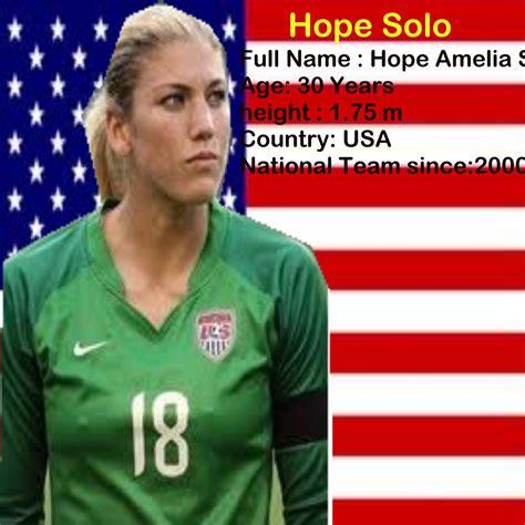 Hope Solo Memes - funny soccer fails