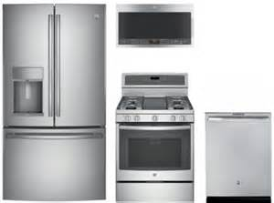 ge profile kitchen appliances ge profile profile series kitchen appliance packages gep4pc3