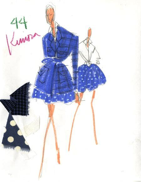 Fab Flash Isaac Mizrahi Unveils His Collection by 62 Best Images About Sketch On