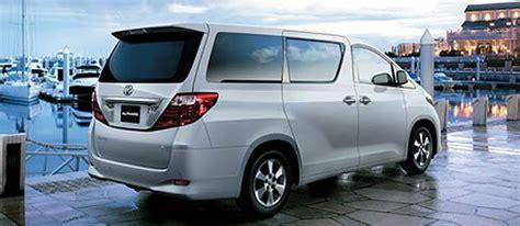 Phil Toyota Toyota Việt Nam Ra Mắt Chiếc Minivan Mới Của Alphard