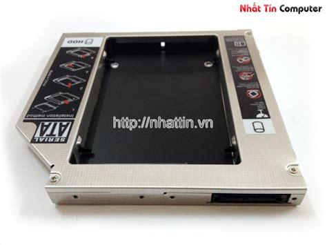 Hp Sony M Qua second hdd caddy bay lắp ổ cứng thứ 2 cho laptop qua khay cd loại mỏng
